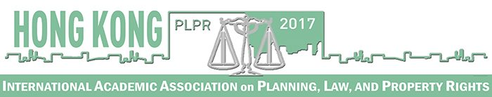 PLPR Conference 2017 in Hong Kong